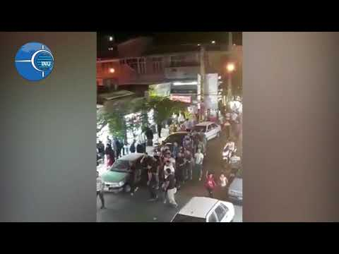 Iran: protests in Tehran against high prices and economic woes, August 2, 2018