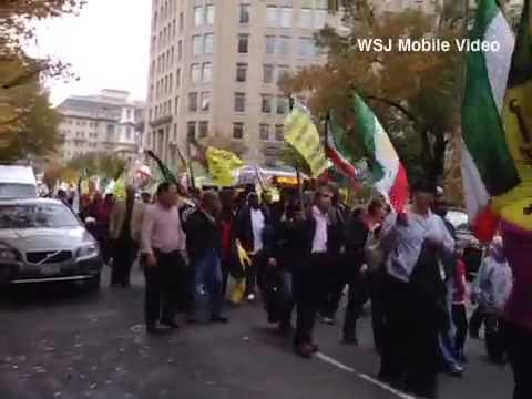 Loud Protests as Obama Hosts Iraqi Leader Washington Wire WSJ