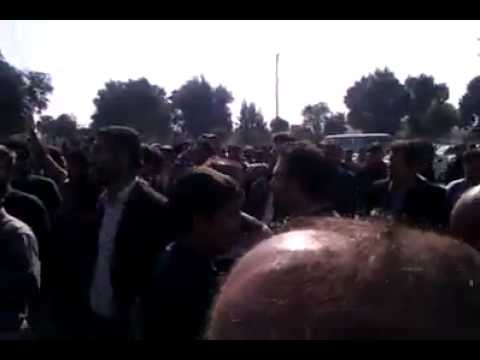 Iran: CLip of ani government demonstration in dezful 3