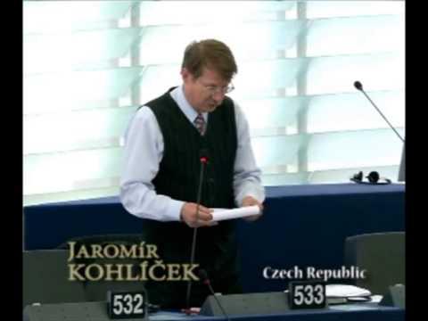 Jaromír KOHLÍČEK -MEPs condemn Iraq's attack on Camp Ashraf - European Parliament , Strasbourg