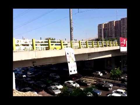 Activities of Supporters of the PMOI Iran – Tehran June 2013 Kordestan Highway