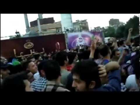 Iran Tehran 18 June 2013