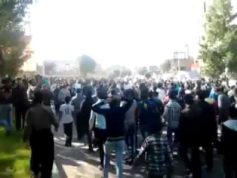 Iran: CLip of anti government demonstration in dezful 4