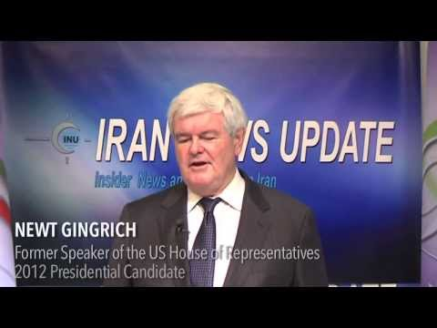 Gingrich Calls Rowhani the Face of Dishonesty