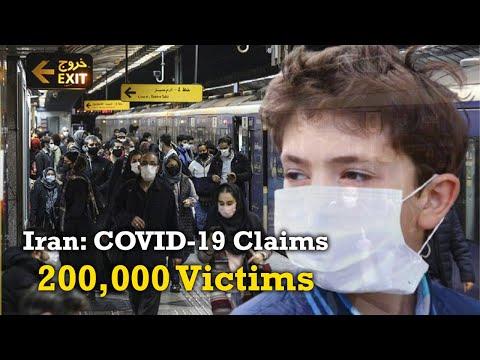 COVID-19 Claims 200,000 Victims in Iran