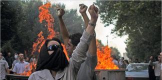 Iran Uprising election