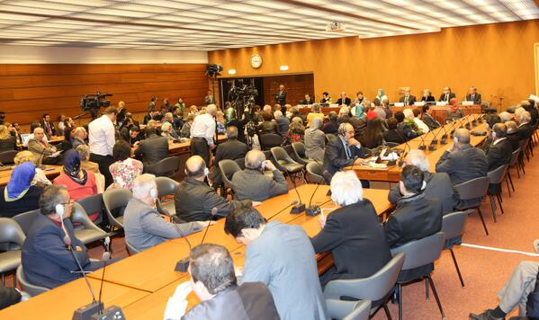 International Conference, Human Rights in Iran, Call for International Probe into Massacre in Ashraf at the United Nations Headquarters in Geneva (Video)