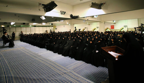 Supreme Leader of Iran: Equality between women and men is one of the utterly wrong convictions of the West