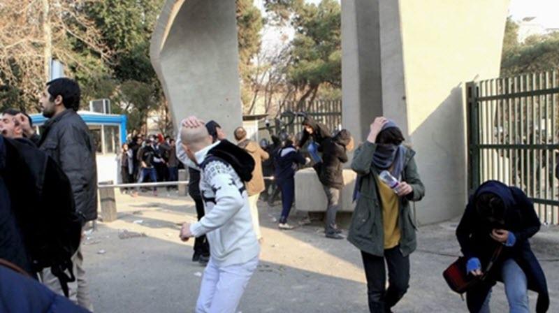 December 2017 Iran Uprising