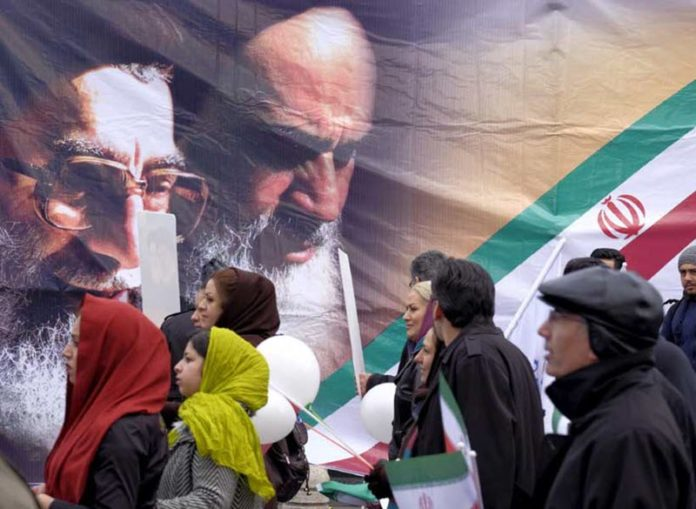 differentiate between Iran's ruling regime and its people