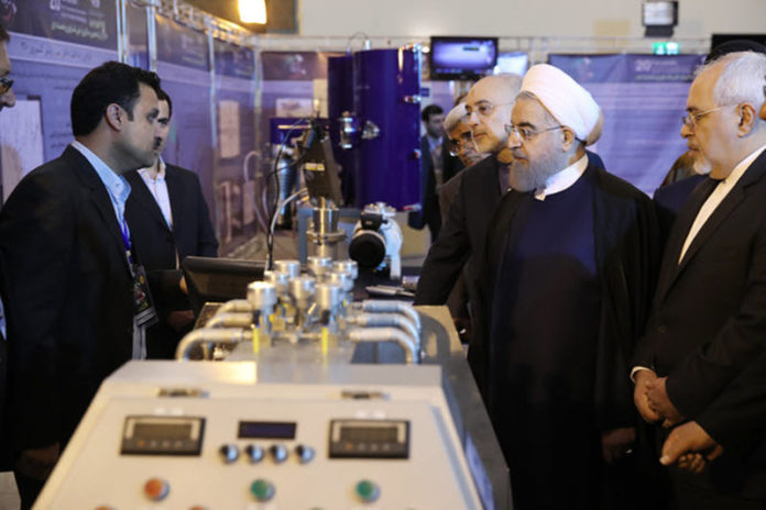 Iran are terrified about tough US sanctions being re-imposed