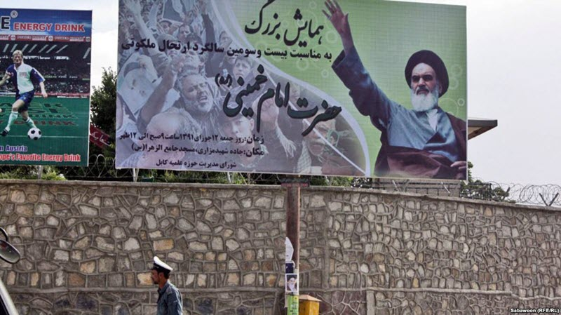 While the Iranian Regime marks the anniversary of Khomeini's death