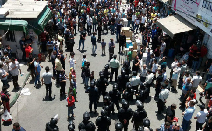 Iran-New Wave of Protests and Strikes