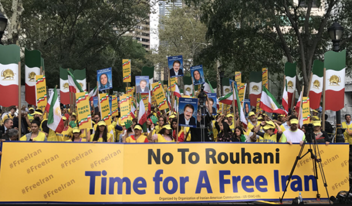 Iran Regime Seeks to Discredit MEK Because It's Scared