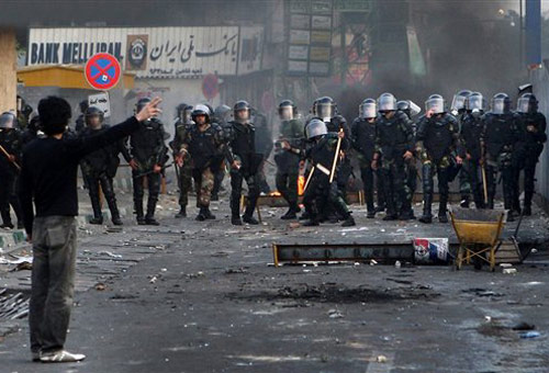"Iranian People Demand ""Free Iran"" With Iran's Resistance And MEK"