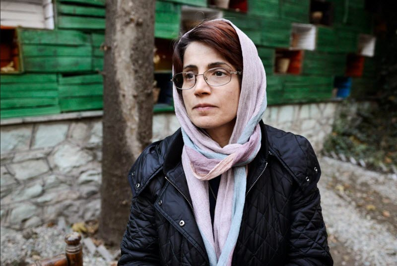 One of Iran's most well-known human rights lawyers