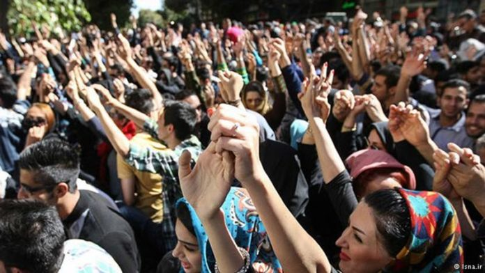 The grassroots activists seeking to overthrow the malign regime in Iran
