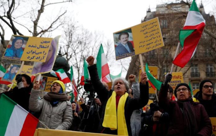 The Free Iran Rally