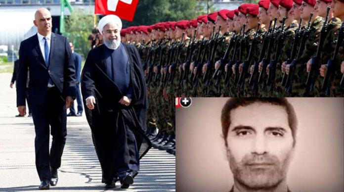 Assadollah Assadi, an Iranian that was once one of the highest officials in the embassy in Vienna