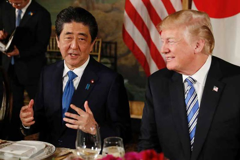 Japan's decision was made because of Trump's push to isolate Iran from the international community and strangle its trade deals with the rest of the world