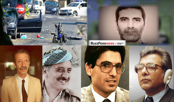 Rajavi's assassination required enormous resources, extensive planning,
