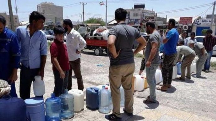The water shortage in Iran is becoming a very serious problem