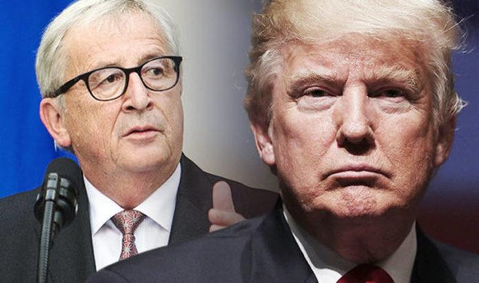 Trump responds to EU blocking of US sanctions on Iran