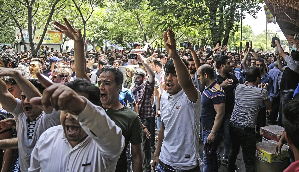 Iran Regime Attempts to Calm Public Protests