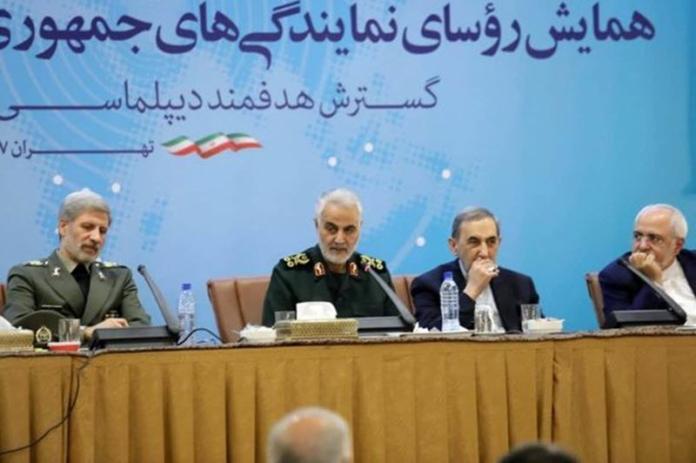 Iran: Regime Leaders Meet With Overseas Diplomats
