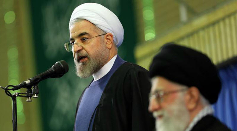 Iran Regime's In-Fighting Continues, as Supreme Leader Blames President Rouhani