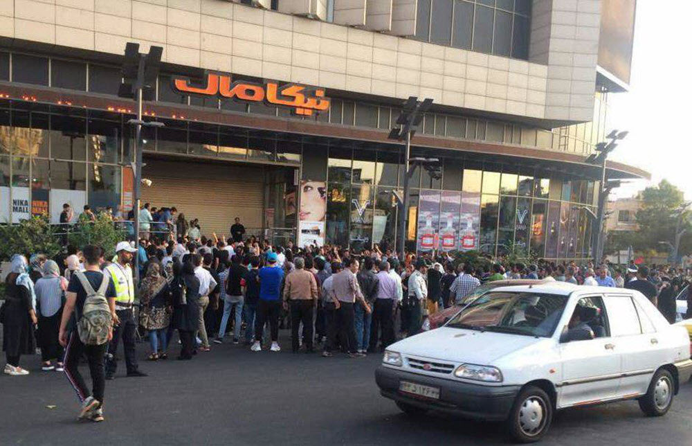 "Iran: ""Revolution of the Hungry"" on the Horizon"