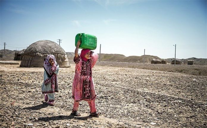 "Iran's Baluchistan Province Faces ""Life-Threatening"" Water Crisis"