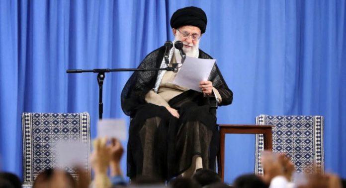 Khamenei Breaks Silence over Iran Uprising