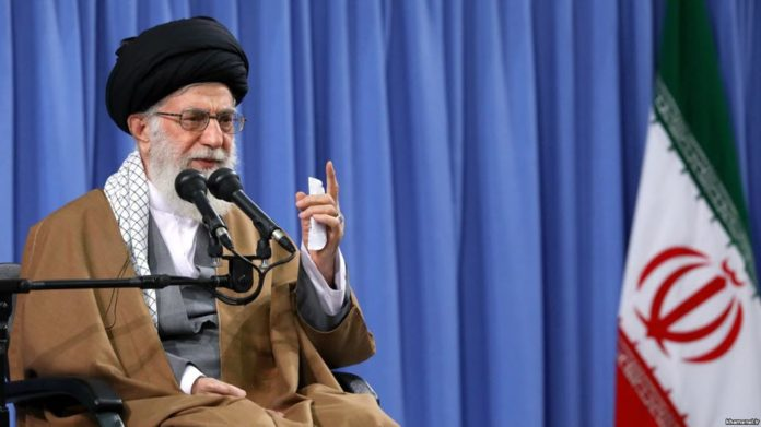 Khamenei's Comments on Iran Protest Show Great Weakness