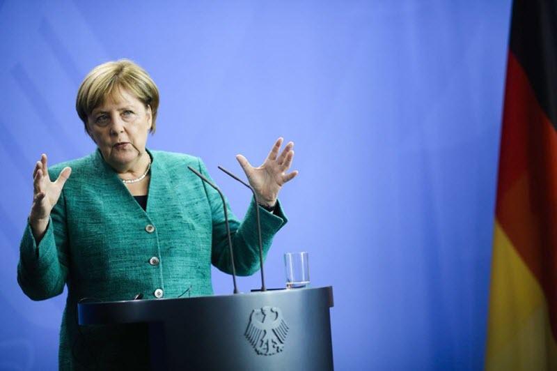 Merkel Disagreed with Eu Payment System for Iran