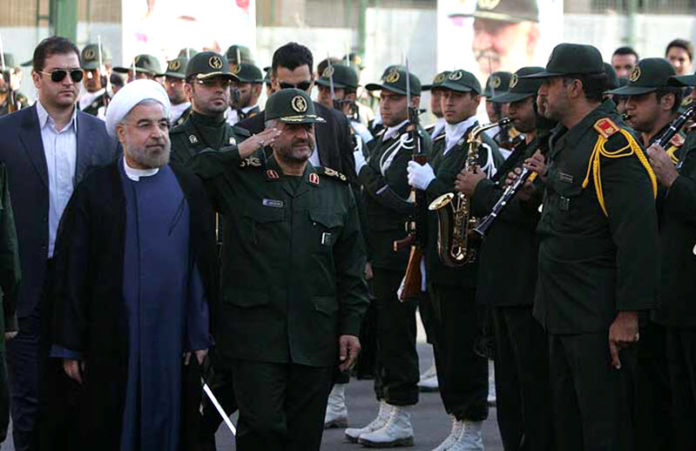 New Rows Show Weaknesses in Iran Regime