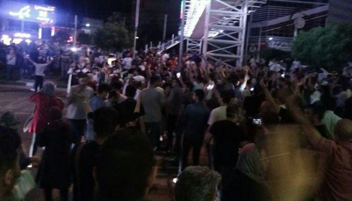 Anti-Regime Protests in Conservative Strongholds in Iran