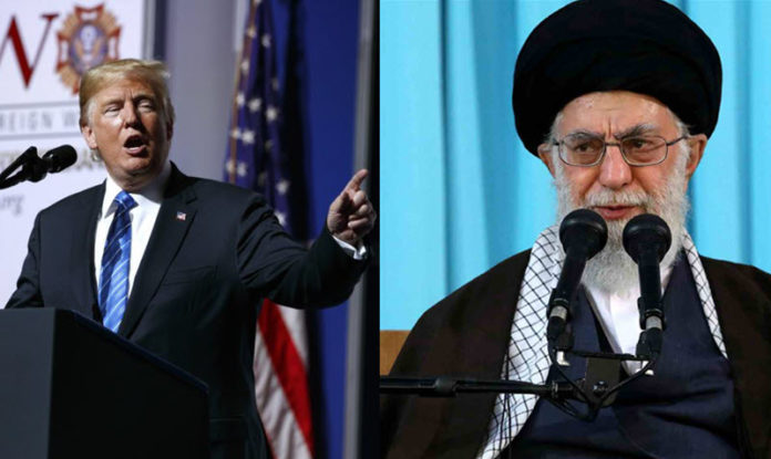 US Should Not Try to Negotiate With Iran