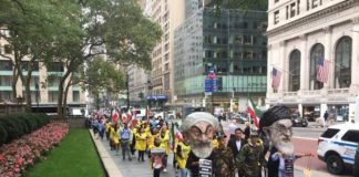 Emphasis Differs Among Groups Lobbying for Action on Iran at UN General Assembly