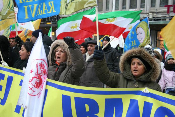 Iran- the white house uses MEK methods