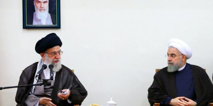 Inside Iran's Regime, Officials Shuffle as Dire Consequences Loom