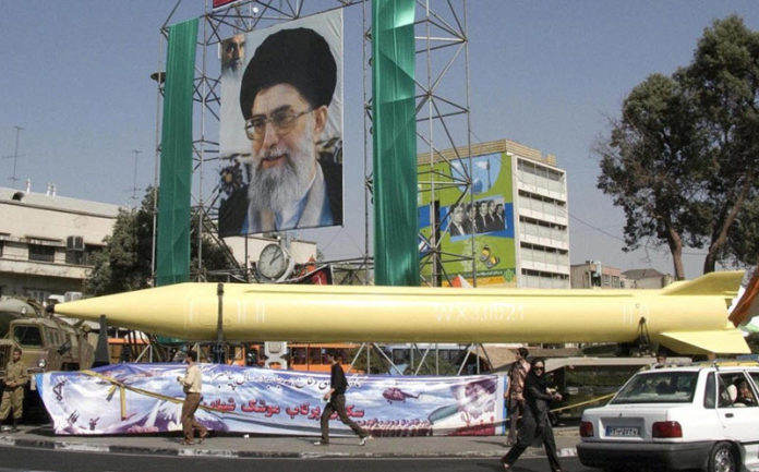 Iran Regime Is in Panic Mode