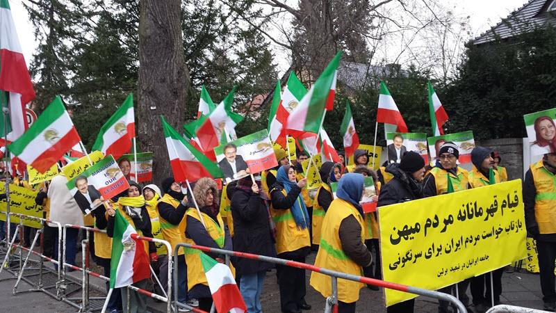 Iran's Democratic Resistance MEK