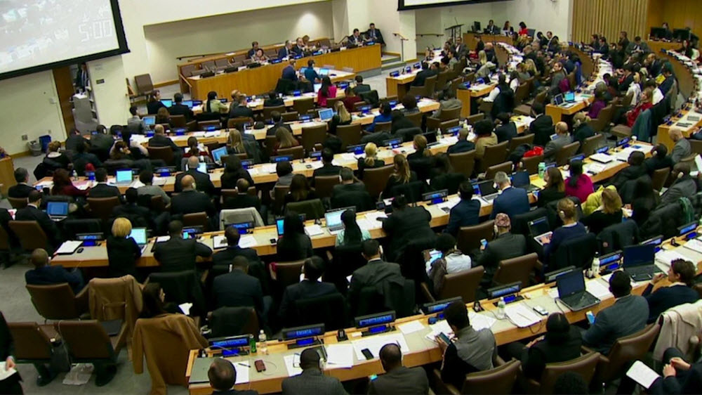 UN adopts 65th resolution on Iran's human rights abuses