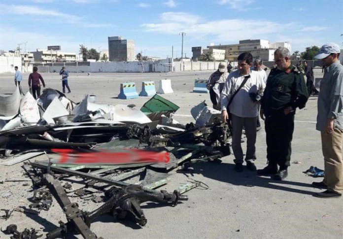 Could Chabahar car bombing be pretext for crackdown on Iranian People?