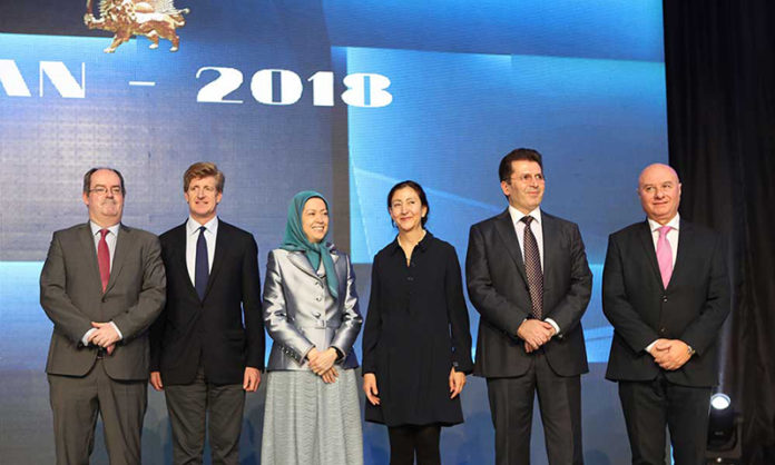 MEK conference on anti-regime protests and Iran's terrorism