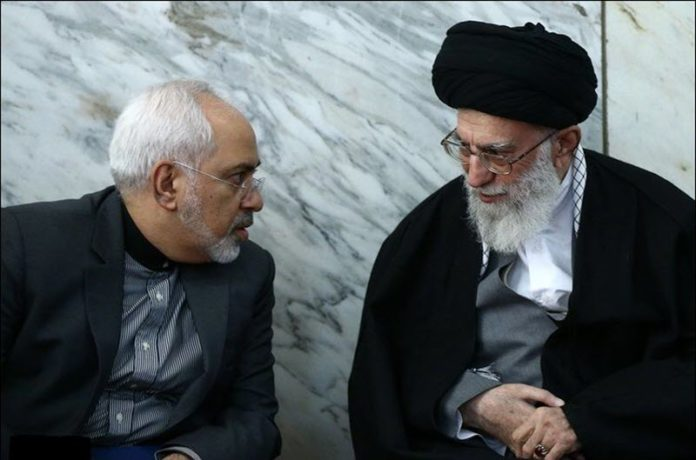 Iran stands between us and peace