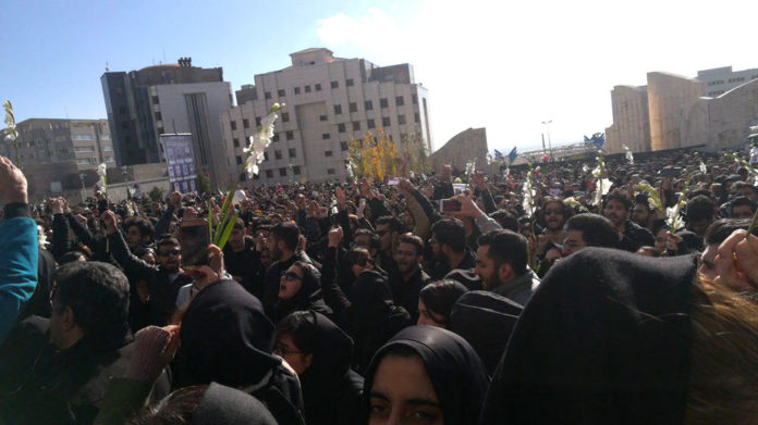 Public Protests, Government Mismanagement Set to Continue in Iran in 2019