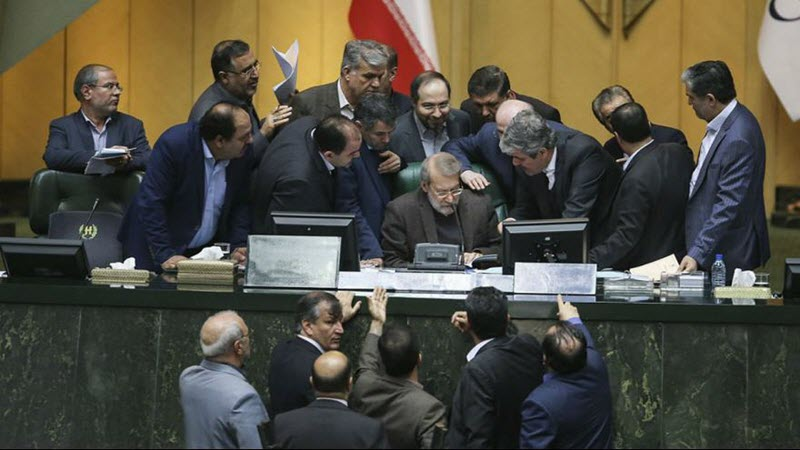 Iran Regime Slammed by Its Own Members of Parliament
