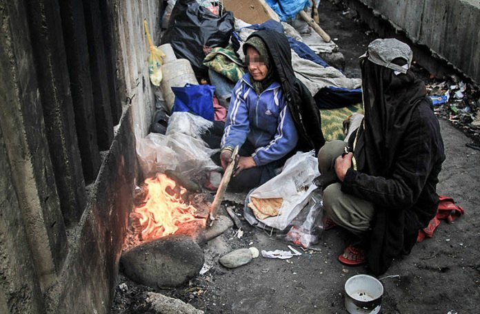 Iran Regime not doing enough to prevent deaths of homeless
